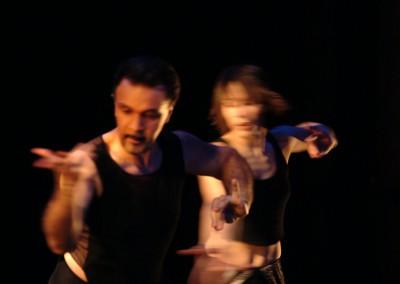 Roger Sinha & Sophie Lavigne @Michael Slobodian