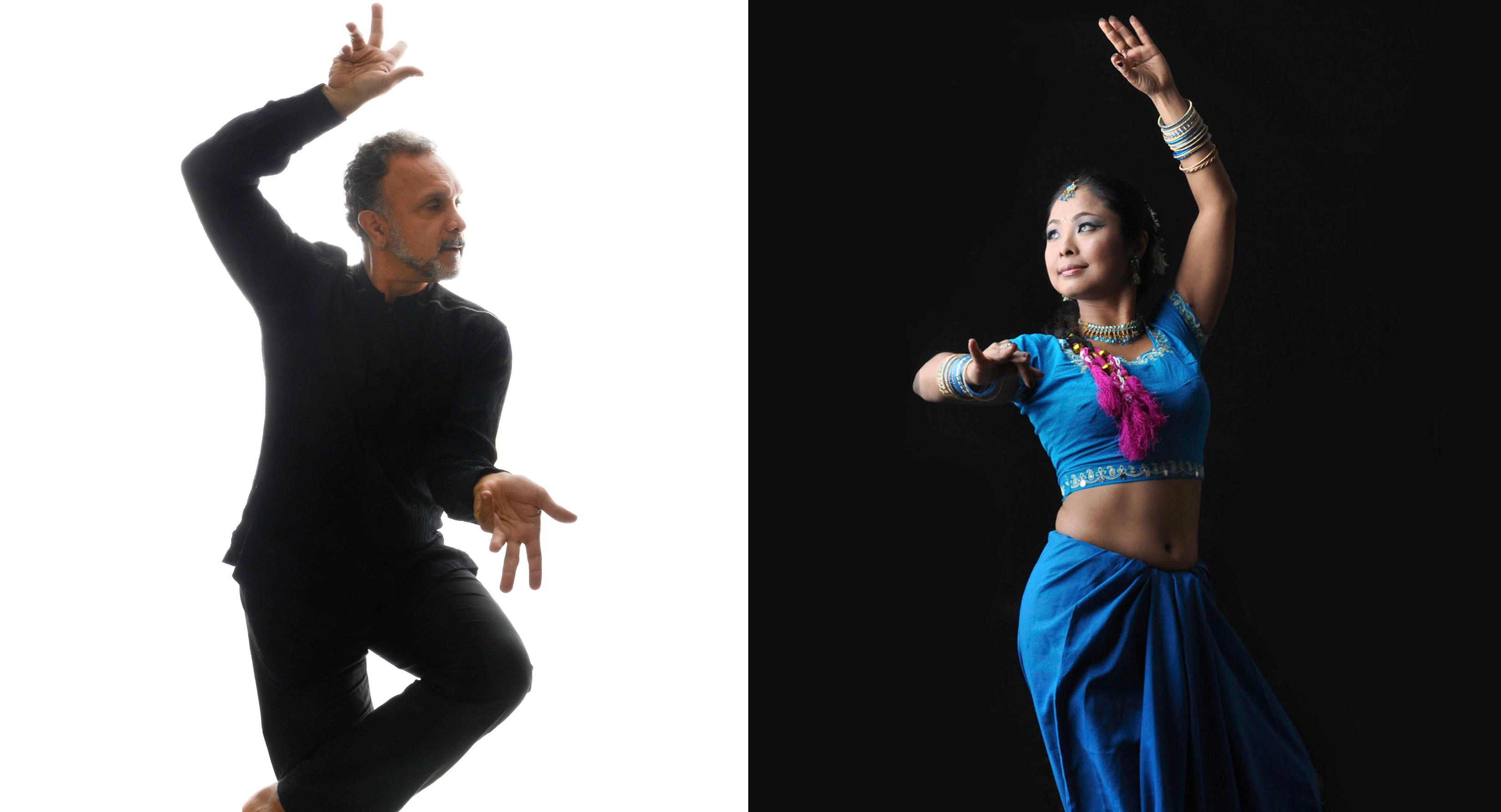 Roger Sinha & Deepali Lindblom @Adriana Garcia Cruz & Elisabeth Rouleau