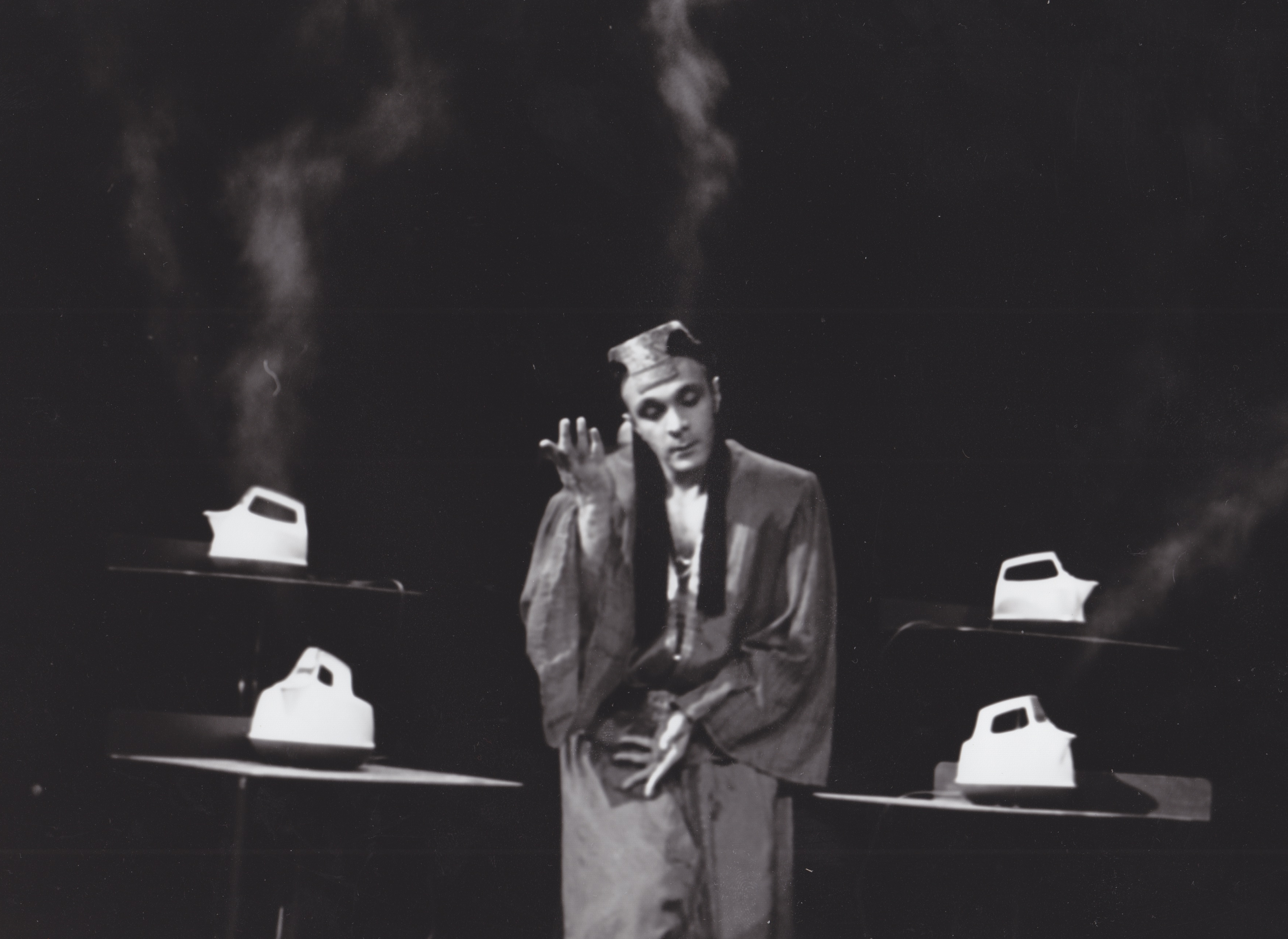 Burning Skin – 1992 & 2017