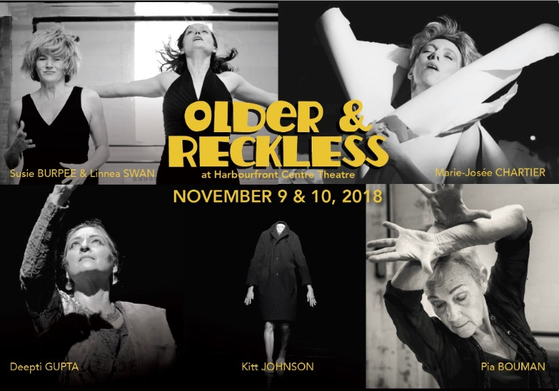 MoW! On the Move au 41e spectacle Older & Reckless